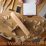 Handmade Wood Products That Sell