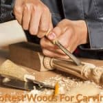 Softest Woods For Carving