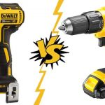 Drill and impact driver power tools comparisons