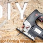 How Jigsaw can cut precise wooden letters.