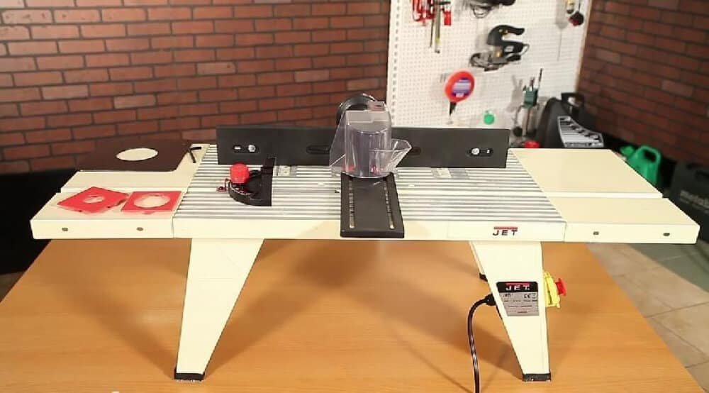 How to use router table.
