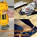 Saws For Cutting Wood In Tight & Narrow Spaces
