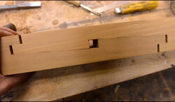 Board Scarf Joint