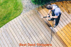 Best Deck Strippers