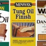 Tung Oil Vs Teak Oil Vs Danish Oil