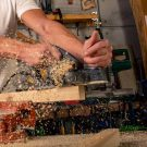 Wood Dust Inhalation Treatments For Woodworking Workshop